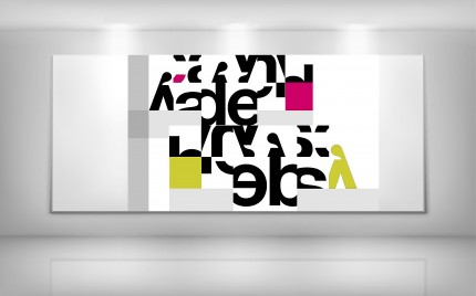 © series > Graphic typo series 01