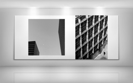 © series > Cityscape - original black and white photo series