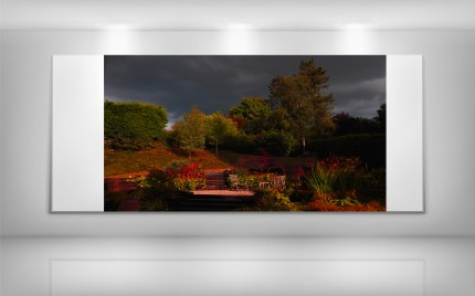 © series > LD ART gallery - Rowan Garden Colour 2