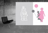 series : LOFT space gallery > The Pink MENACE 09
